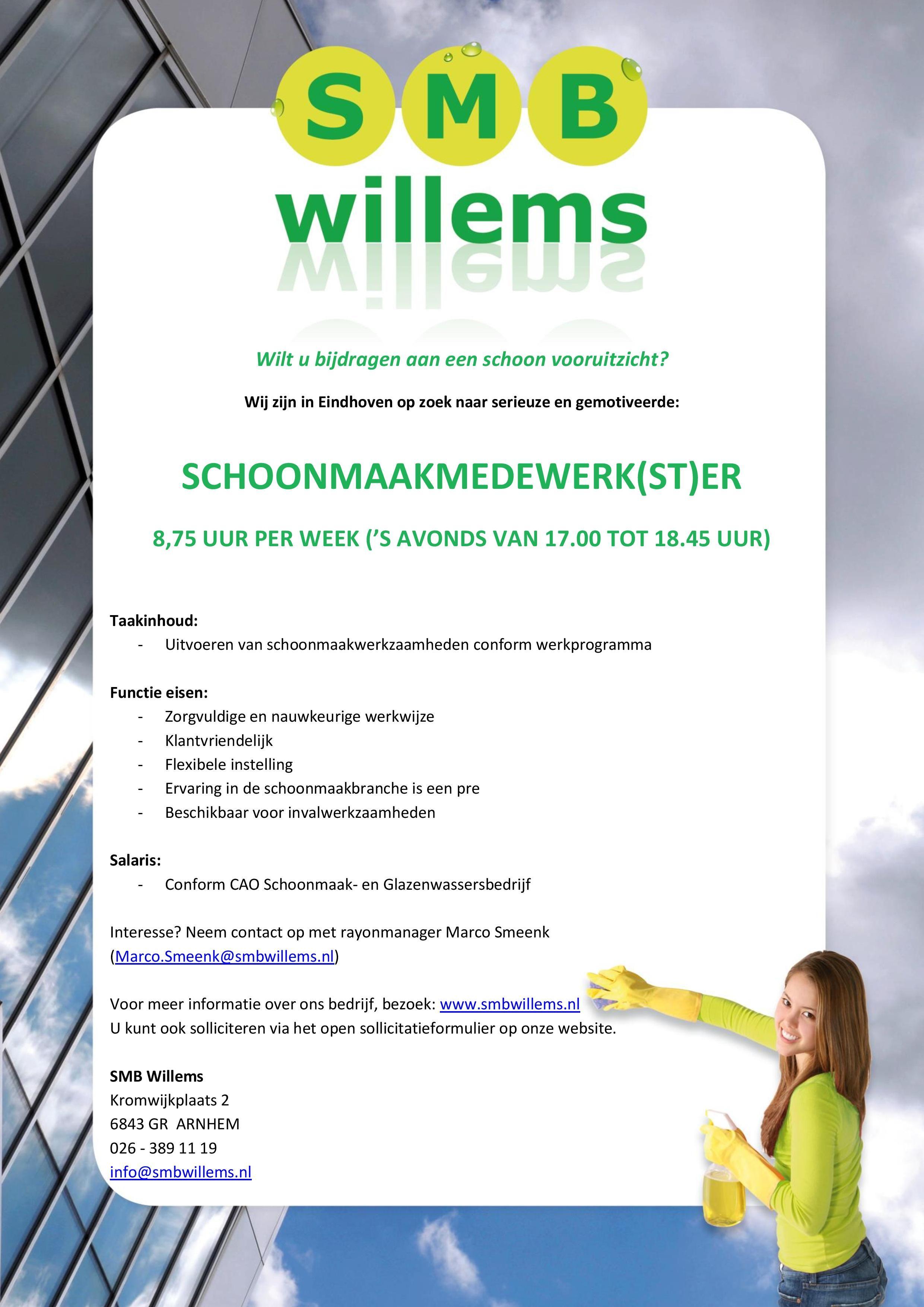 1. Vacature parttime schoonmaakmedewerker (Eindhoven)_7-page-001 (1)